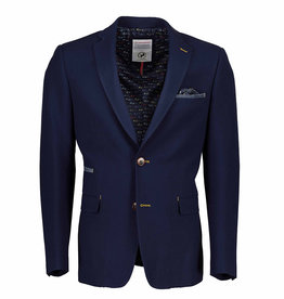A Fish Named Fred Sports Jacket | Navy