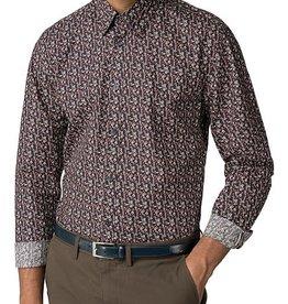 Ben Sherman Multicolour Floral Shirt | Camel