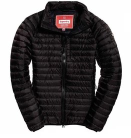 Superdry Core Down Jacket | Black
