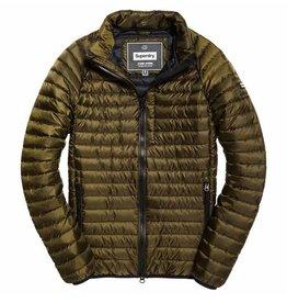 Superdry Core Down Jacket | Khaki