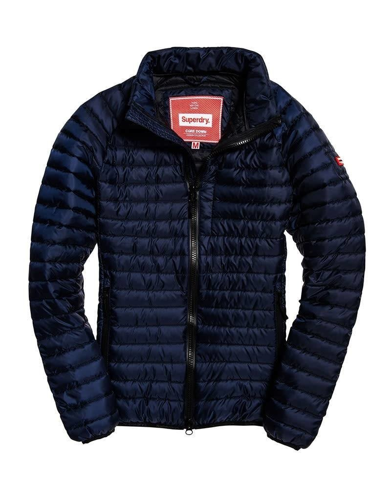 Superdry Core Down Jacket | Navy
