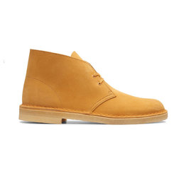 Clarks Originals Desert Boot | Turmeric