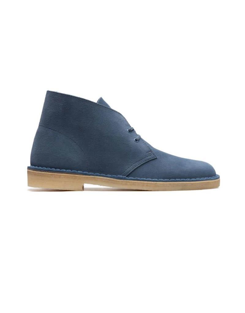 Clarks Originals Desert Boot   Deep Blue