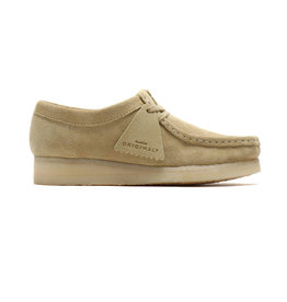 Clarks Originals Wallabee Suede  | Maple