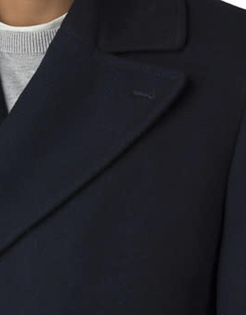 Ben Sherman Classic Pea Coat | Dark Navy