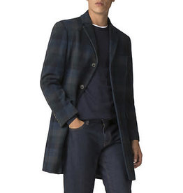 Ben Sherman Statement Check Coat