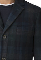Ben Sherman Statement Check Coat