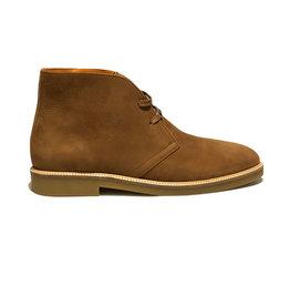 Ambitious Nubuck Leather Desert Boot | Cognac