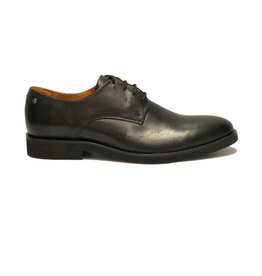 Ambitious Leather Dress Shoe | Black