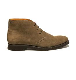 Ambitious Premium Suede Desert Boot | Brown
