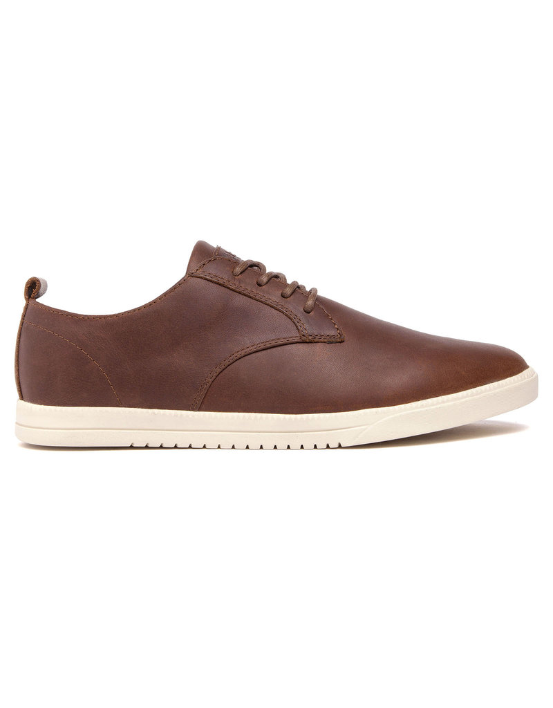 Clae Ellington Chestnut Oiled Leather