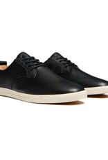 Clae Ellington Black Milled Leather