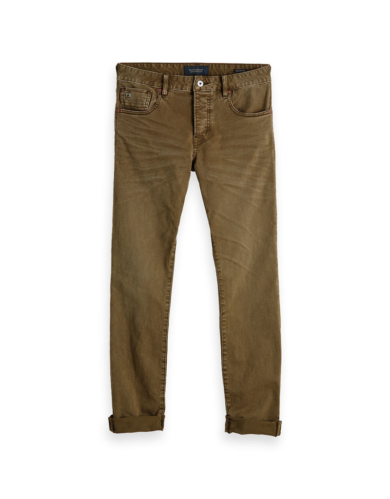 Scotch & Soda Ralston Jean Garment Dyed | OJ