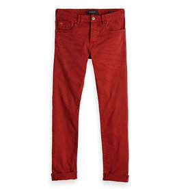 Scotch & Soda Ralston Jean Garment Dyed | Mountain Rust