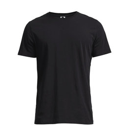 No Nationality Pima Smart Tee | Black