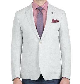Gibson Balwyn Linen Jacket PCCG000059 | White FCI390