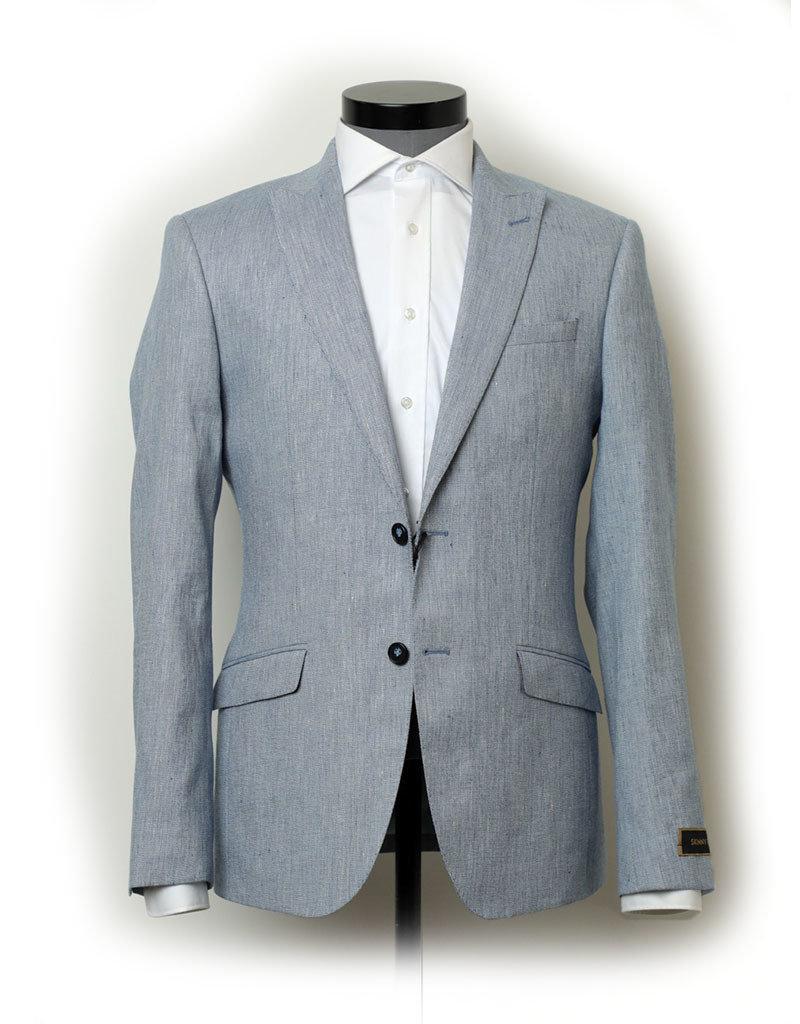 Theron Sports Jacket PUCI000010 | Lt Blue FUI518