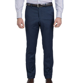 Cambridge Interceptor Pinstriped Pants PCEI0016T1 | Navy FC1377