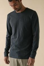 McTavish Slub Athletic Long Sleeve Tee | Petrel