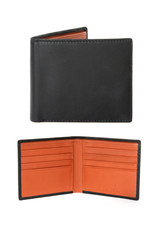 Dents Billfold Wallet | High Tan / Black