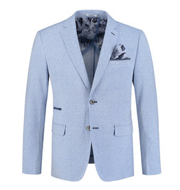 A Fish Named Fred Sports Jacket | Sky Blue