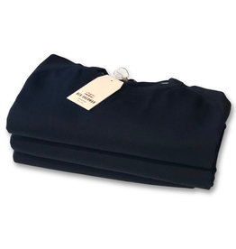 Ben Sherman Cotton Crew Neck Knit | Dark Navy