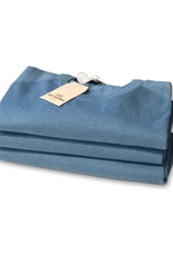 Ben Sherman Cotton Crew Neck Knit | Jazzy Blue