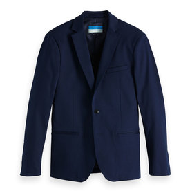 Scotch & Soda AMS Blau Indigo Blazer