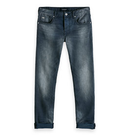 Scotch & Soda Ralston Jean Garment Dyed | Sky at Night