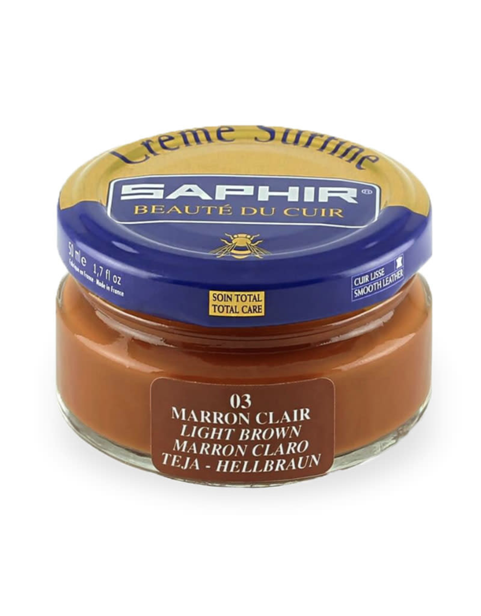 Saphir Saphir Shoe Creme | 03 Light Brown