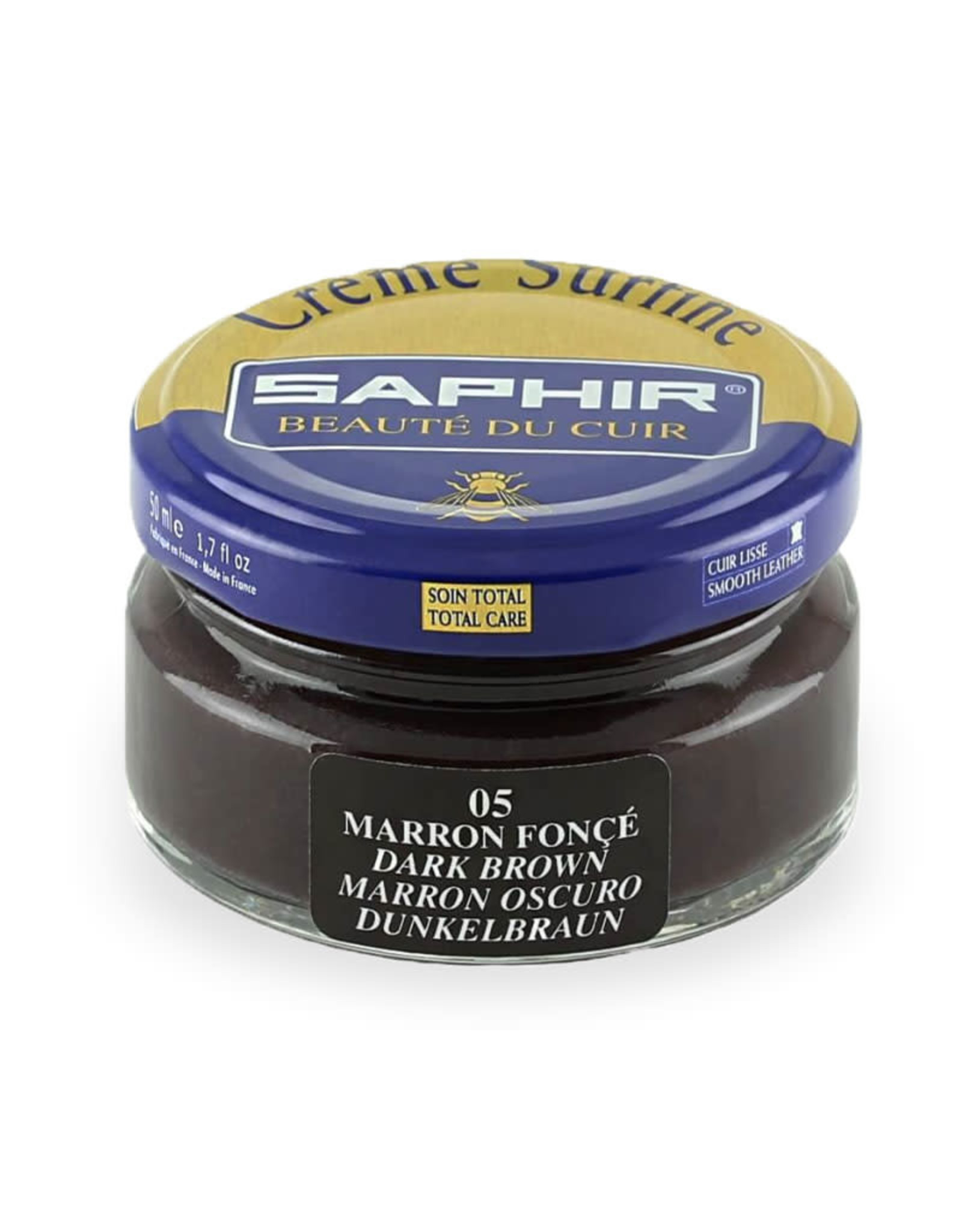 Saphir Saphir Shoe Creme | 05 Dark Brown