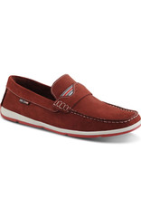 Ferracini Harley Slip on Casual | Bordeau