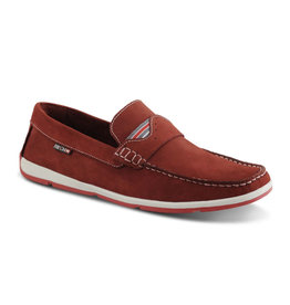 Ferracini Harley Slip on Casual | Bordeaux