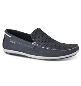 Ferracini Harley Slip on Casual | Navy