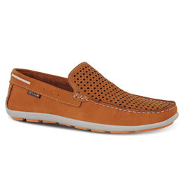 Ferracini Harley Slip on Casual | Salmon