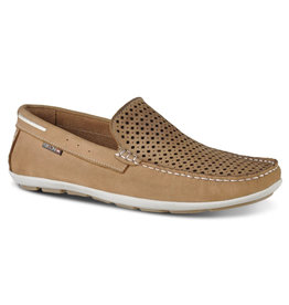 Ferracini Harley Slip on Casual | Camel