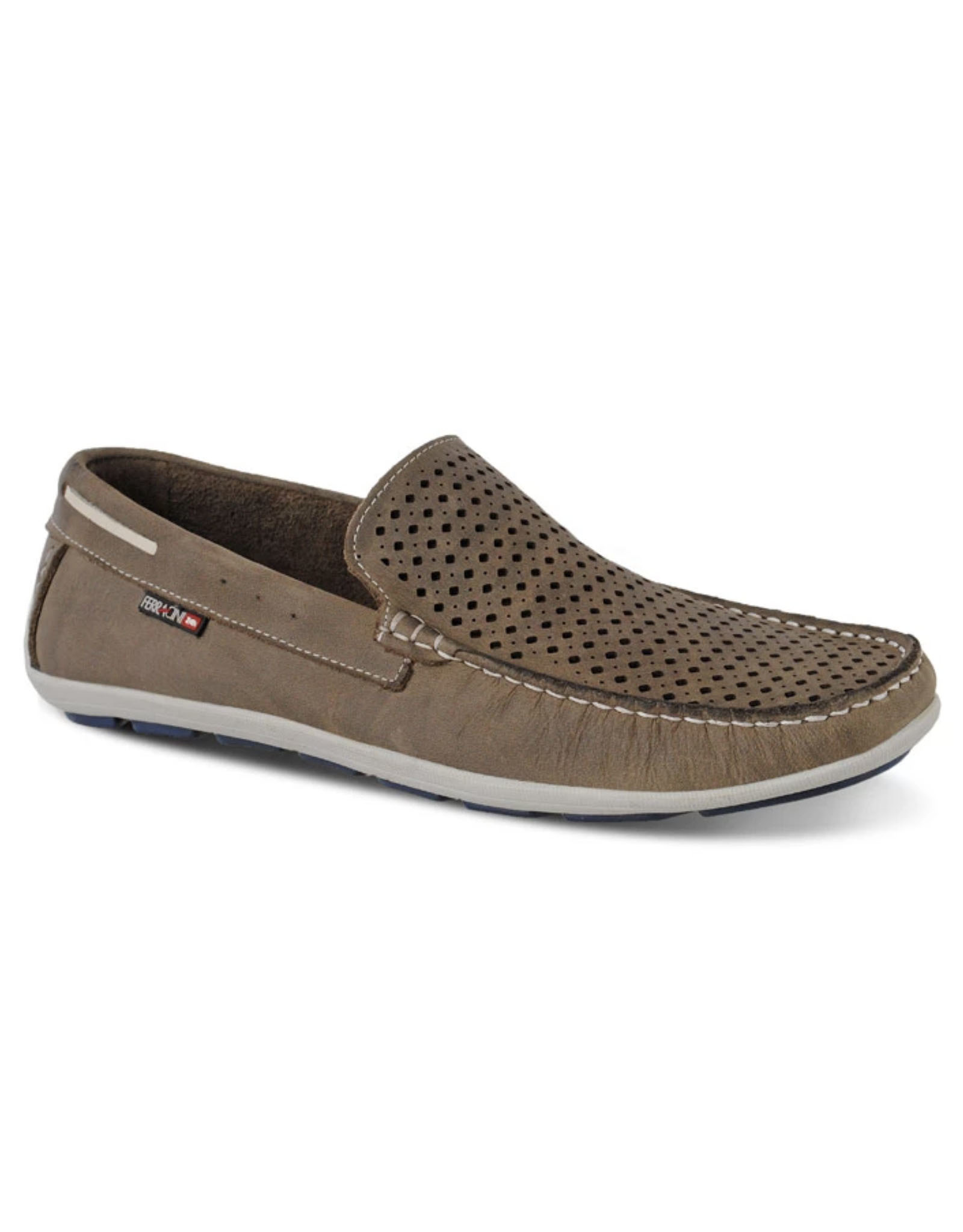 Ferracini Harley Slip on Casual | Chocolate