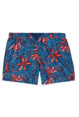 Original Weekend Jungle Floral Print Swim Short