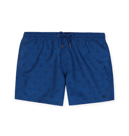 Original Weekend Shark Print Swim Short