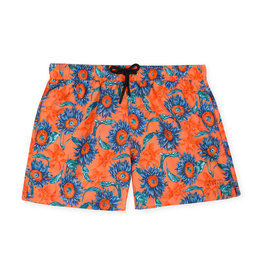 Original Weekend Sunflower Print Swim Short