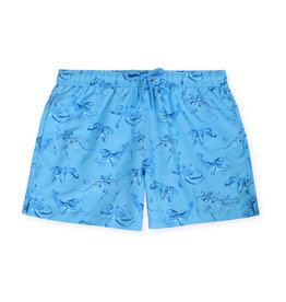 Original Weekend Octopus Print Swim Short