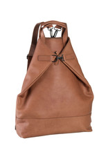 Jost Bags Futura Large X-Change Bag | Cognac