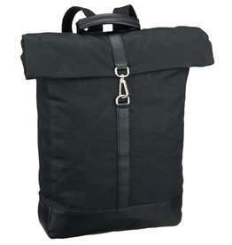 Jost Bags Göteborg Courier Backpack | Black