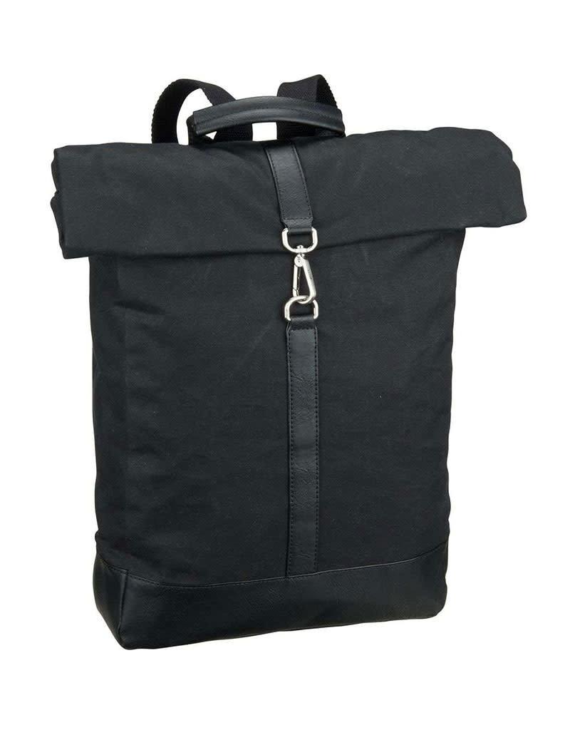 Jost Bags Göteborg Courier Backpack | Black