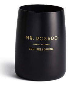 SoH Mr. Rosado Black Matte Glass