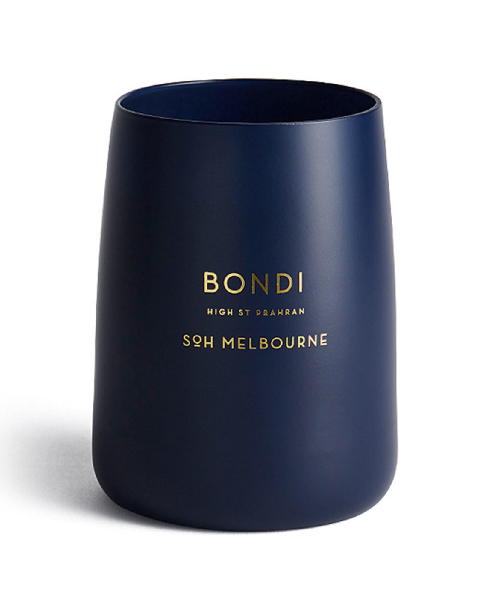 SoH Bondi Navy Matte Glass