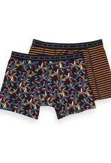 Scotch & Soda Classic Boxer Short Yarn Dyed Stripe