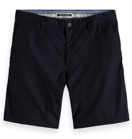 Scotch & Soda Classic Chino Shorts | Dark Navy
