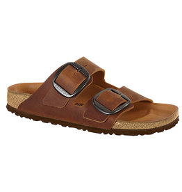 Birkenstock Arizona Big Buckle l Cognac