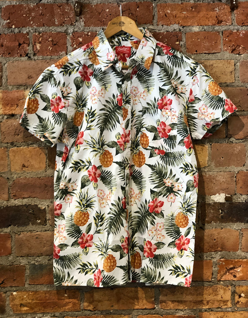 Phillips Tropical Short Sleeve Shirt